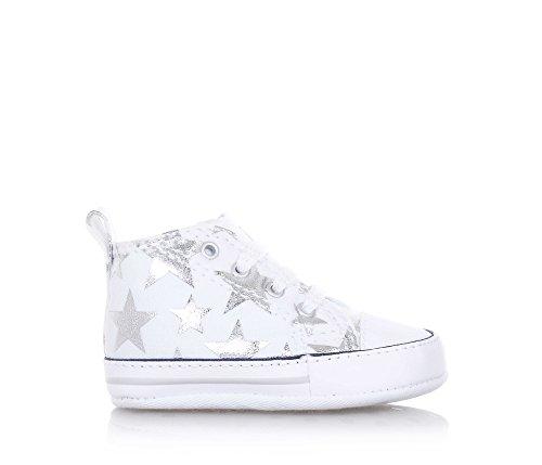 Converse Ctas First Star Hi Chaussures Bebè Blanc