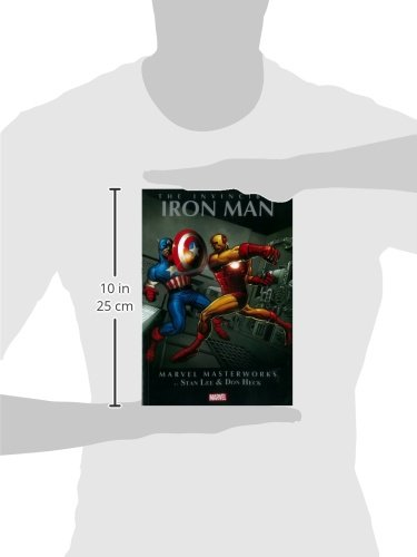 Mmw Invincible Iron Man 02 (Marvel Masterworks)