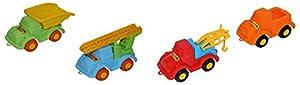 Polesie Polesie50359 Borka - Camión de Juguete (27 Piezas)