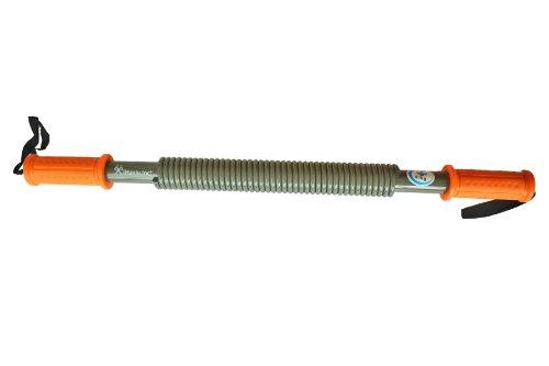 iHuniu Power Twister Bar Workout Esercizio & Fitness 63 centimetri di lunghezza di tensione 40 kg