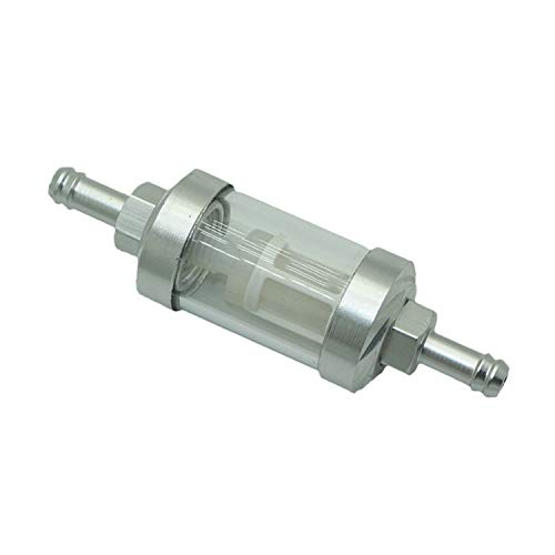 ViZe Benzinfilter für Motorrad, 8 mm