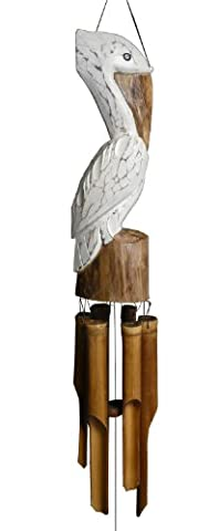 Cohasset Imports CH115P Pelican Wind Chimes