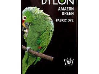 HOUSEHOLD Dylon Amazon Green Textile à la Main Dye Sachet - Amazone