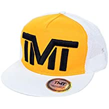 TMT - Gorra de béisbol - para Hombre Amarillo Amarillo Talla única 522d1605d0a