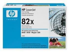 HP Toner (rebuilt, kein Original aber 100 % kompatibel) ersetzt Originalkartusche : C4182Xfür HP® LaserJet® 8100, Mopier® 320 / 2 Jahre Garantie /
