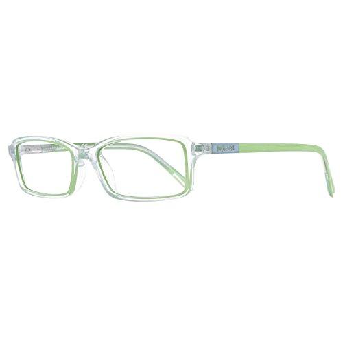 Just Cavalli Unisex-Erwachsene Brille JC0531 093 54 Brillengestelle, Grün,