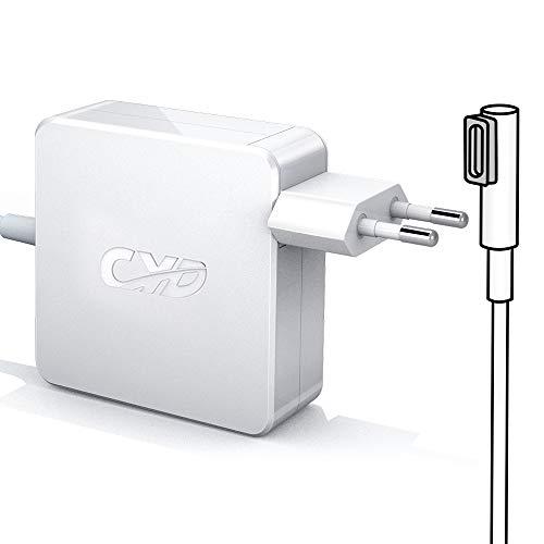 QYD 60W Notebook Ersatz Netzteil für magsafe 1 Ladegerät MacBook MC461LL/A A1181 A1184 A1185 A1278 A1280 A1330 A1342 A1344 MC700LL/A 7.87ft Laptop Ladekabel Power Ac Adapter Cord Kable - A1184 Apple-laptop-ladegerät
