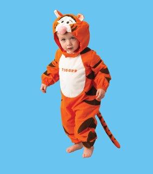 isney Winnie Pooh Kinder Kostüm Tigger 6-12 Monate