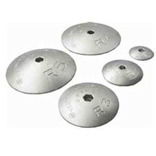 Tecnoseal R2 Rudder Anode - Zinc - 2-13/16