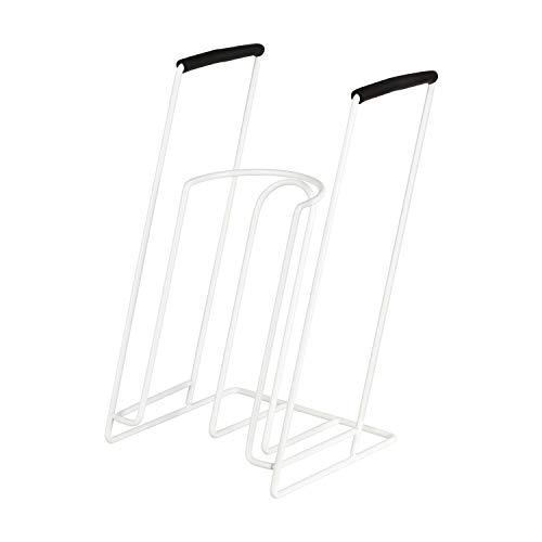 1PLUS Health XXL Strumpfanzieher Strumpfanziehhilfe Anziehilfe für Kompressionsstrümpfe und Strumpfhosen in unterschiedlichen Varianten (Innendurchmesser 13 cm)