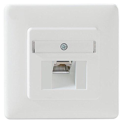 Rutenbeck 226104030 Accesspoint 1-Fach, AC WLAN UAE Up rw, Weiß