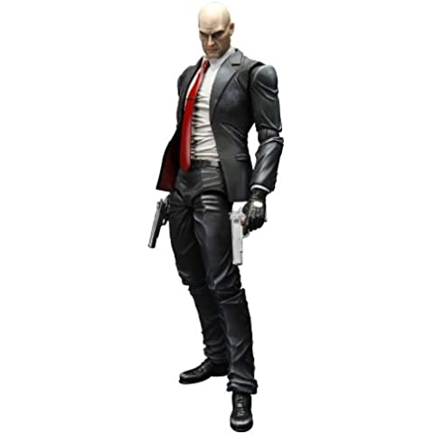 Square Enix Hitman Absolution: Play Arts Kai Agente 47 figura de acción