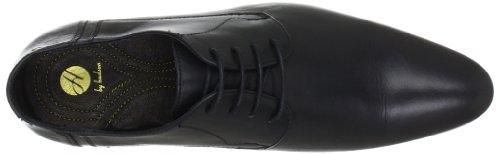 Hudson Ritchie 4717019, Scarpe stringate basse uomo Nero (Schwarz (Black))
