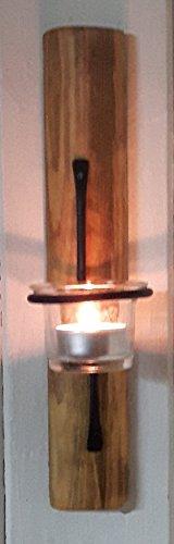 1 stk,Wandkerzenhalter,Kerzenständer,Wandleuchter,H 1030 Design,Teelicht in verschiedenen Farben...