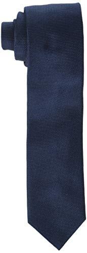HUGO Herren Tie cm 6 Krawatte, Blau (Navy 411), One Size (Herstellergröße: ONESI)