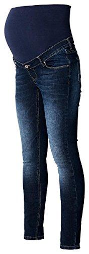 Kurvige Frauen Jeans (noppies Jeans Comfort Lois PLUS 46 - 54 stone wash 60033 Damen Hose Umstandsmode)