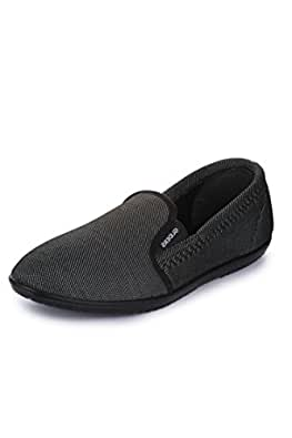 Gliders (From Liberty) Men's 2159-81 Black Loafers and Moccasins - 9 UK/India (43 EU)