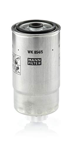 MANN-FILTER Original Filtro de Combustible WK 854/5 – Para automóviles
