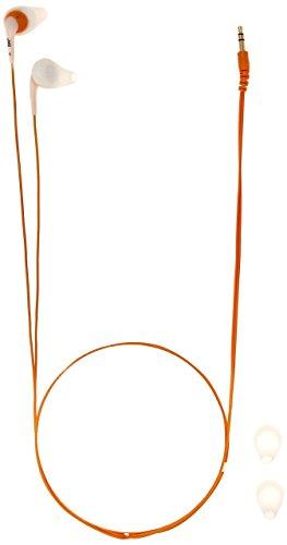 JVC Gumy HA-EN10 Wired Headphone (White)