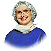 CHARLOTTE RONDE Boîte de 100 CHARLOTTES - C51- Certifié France Medical Industrie