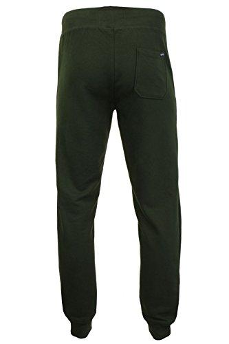 Tokyo Laundry Herren Jogger Jogginghose 'Timberwolf' Khaki