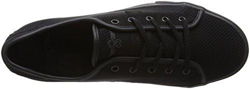 Creative Recreation Kaplan, Baskets Basses Homme Noir - Black (Black Knitted)