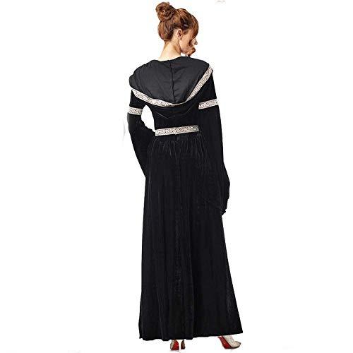 PIN Olympia halloween kostüme frauen halloween retro gericht maxi dress luxus königin königin kostüm bühnenparty damen (Lustige Olympia Kostüm)