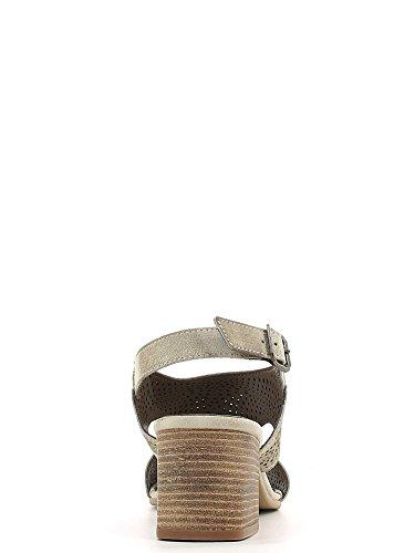 Cafenoir XL612 Sandalo tacco Donna Off White