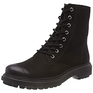 Geox Damen D Asheely H Biker Boots 1