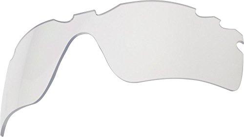 Ersatz-Brillengläßer für Oakley Radar Path Sonnenbrille, Clear Vented