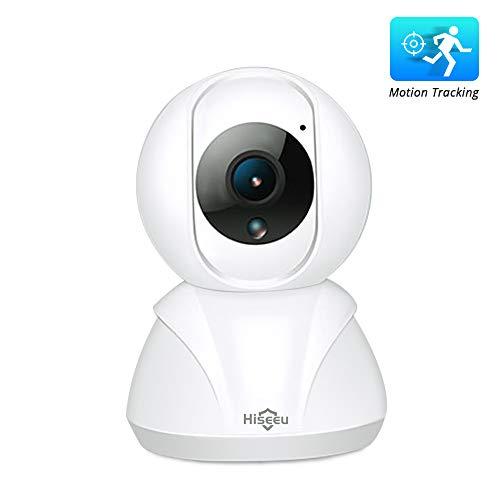 LYXLQ Web-Videokamera, Full HD-IP-Kamera mit 1080 P Auflösung WiFi Wireless-Netzwerk Home Security Automatische Überwachung des Tracking-Trainingssystems Cms-dvr-software