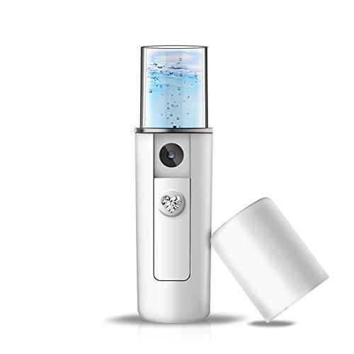 zreal Mini Nano Sprayer USB Dampfgarer Akku Sauna Sauna Ultraschall Luftbefeuchter Pflege der Haut