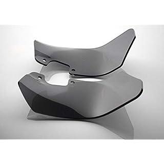 Paar DEFLEKTOREN für BMW R 1200 GS Adventure 2006-2013 deflectors deflectores Deflettori Déflecteurs (Dunkler Rauch)