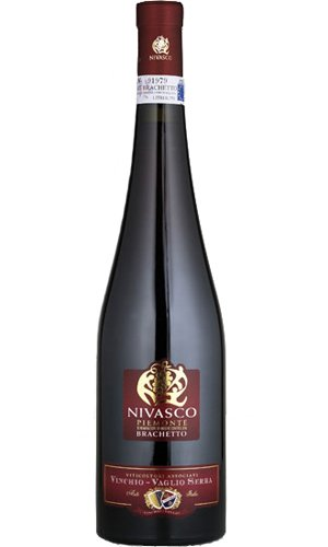 Vinchio Vaglio Serra - Nivasco - Piemonte D.O.C. Brachetto 0,75 lt.