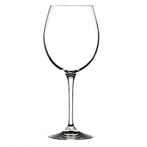 RCR Calice vino rosso Cristallo 65 cl ø max 99 mm, ø bordo 76 mm Trasparente 456370 2 PEZZI