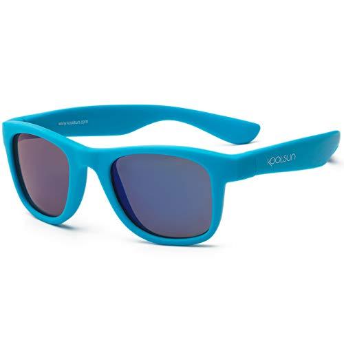 Koolsun - Wave - Kinder Sonnenbrille - neon blue - 1+ (1-5 Jahre)
