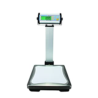 Adam Equipment CPWplus Säule Display Bench Leiter, 35kg Capacity and 10g Readability, 1