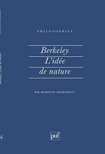 Berkeley : L'ide de nature