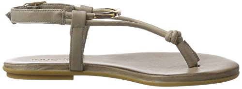 Inuovo 7164, Tongs Femme Gris