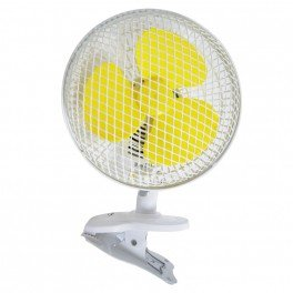 Ventilateur Clip Fan Oscillant 18cm 20W - Airontek