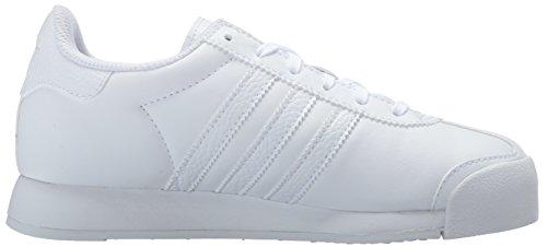 Adidas Samoa J Synthétique Baskets FtwWht-FtwWht-ClGreyLL