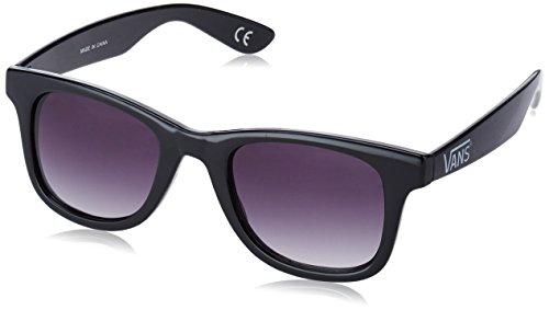 Vans Damen Janelle Hipster Sunglasses, Black/Smoke, One Size