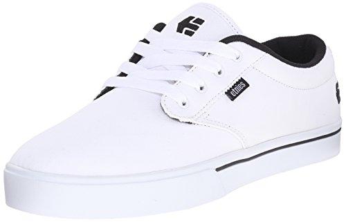 Etnies Skateboard Shoes Jameson 2 Eco White/Black Size 10.5 (Dc Schuh Skateboard Black)