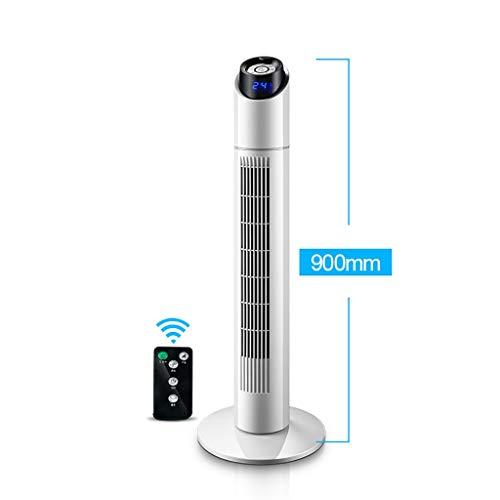 Sur Pied Climatiseur, Maison Mobile Ventilateur Tour , Telecommande Colonne Climatisation Blanc