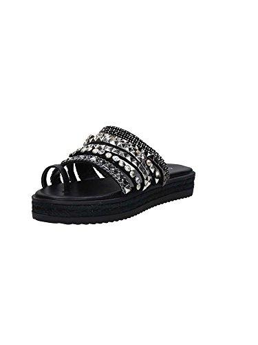 Devinez Flani2fab03 Sandalo Donna Black