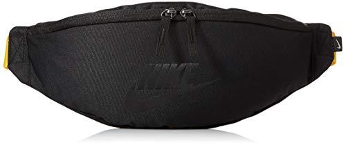 Nike Unisex-Erwachsene Heritage Hip Pack Tasche, Amarillo/Black, Misc - Heritage Tasche