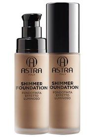 ASTRA Fdt shimmer luminoso 06 caramel* - Produits de beauté