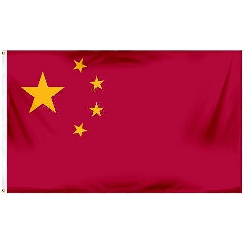 Tiendas Online China impresa bandera del poliester, 3 por 152,4 cm