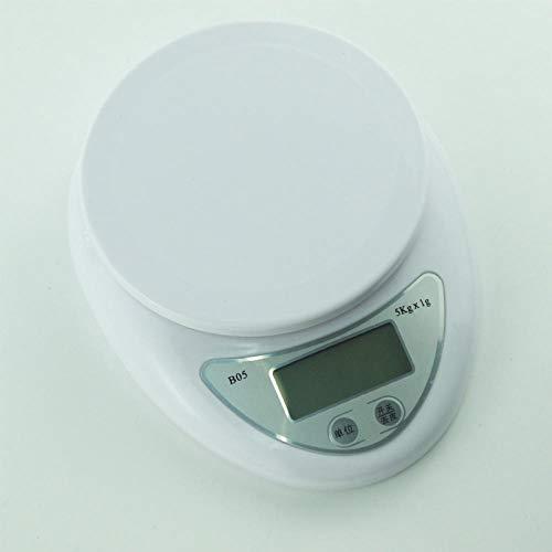 WJINGWGEE Sale! Raumthermometer Thermometer Küchenwaage, Timer-Skala Elektronisches Laden Kaffee temperatur Test Multifunktion Ssonde Hohe Präzision