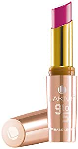 Lakme 9 To 5 Creaseless Creme Lip Color, Fuschia Field, 3.6g